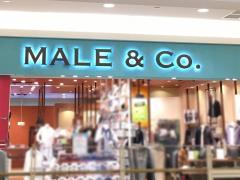 MALE&Co.イオン神戸北店