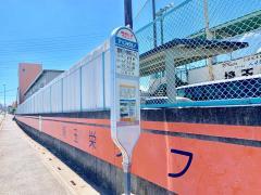 「宮前小学校入口」バス停留所