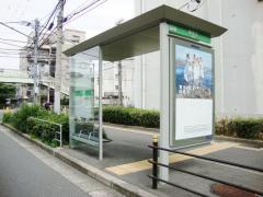「海老江」バス停留所