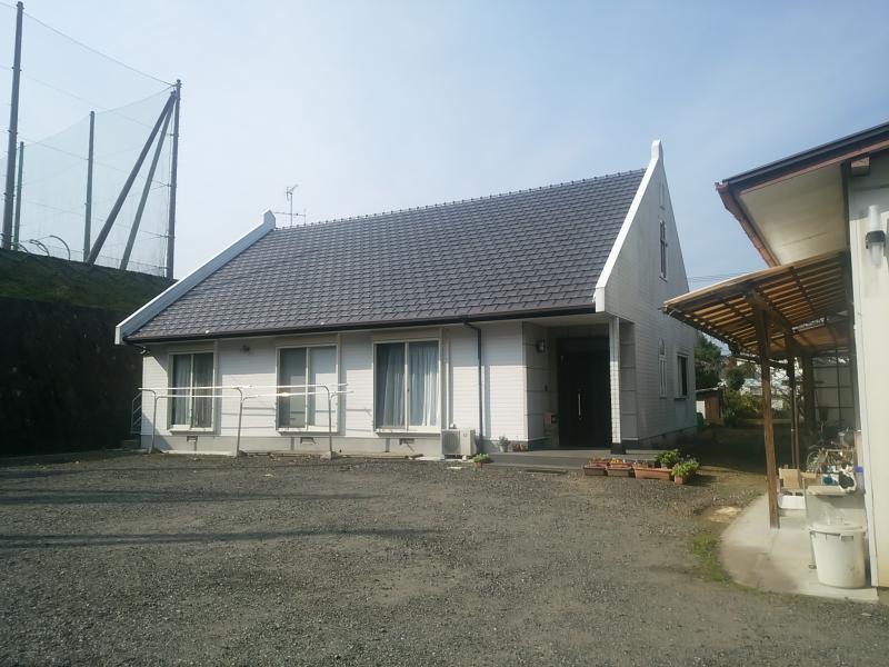 鹿島キリスト教会です。