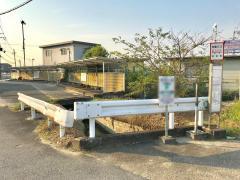「岩田南」バス停留所