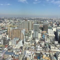 堺市役所高層館展望ロビー