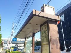 「陣屋」バス停留所