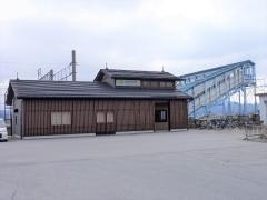 羽前大山駅
