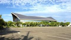 日本ガイシスポーツプラザ アリーナ 競泳プール