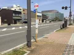 「城町」バス停留所