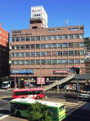 「長崎駅前」バス停留所