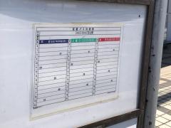 「国道膳所」バス停留所