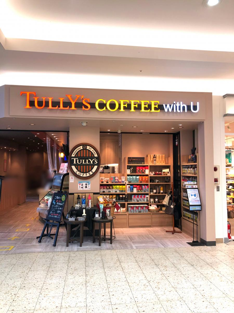 コーヒー 店舗 タリーズ
