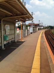 美濃川合駅