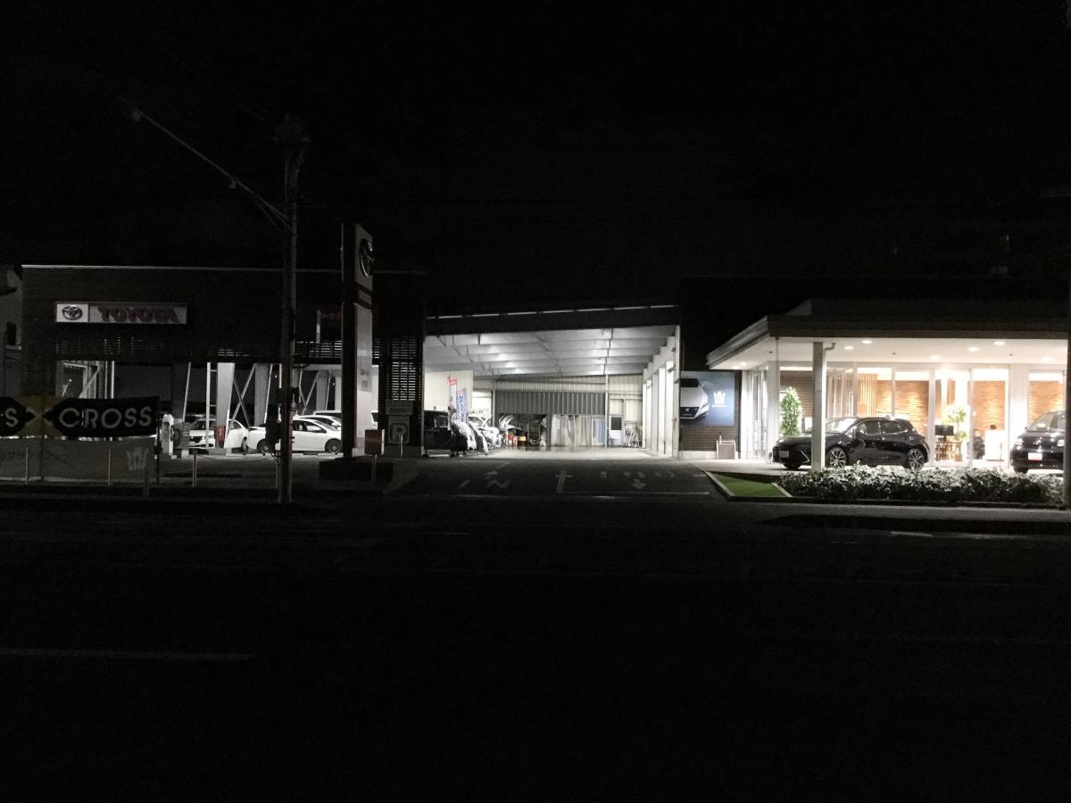 宮城トヨタ自動車 多賀城店です。