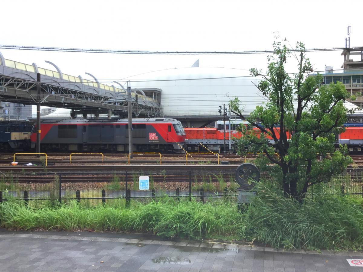 JR中央線「稲沢」駅の外観です