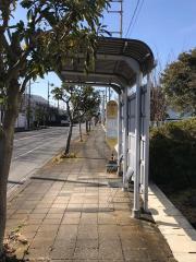 「団地南(伊勢原市)」バス停留所