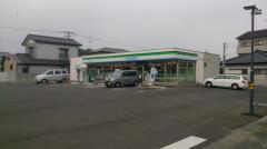 ファミリーマート 石岡国府店