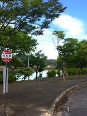 「植物園」バス停留所