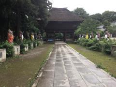 青竜山茂林寺