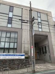「自由ケ丘学園」バス停留所