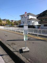 「天王ニュータウン西口」バス停留所