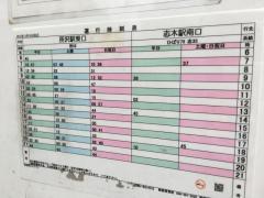 「新座駅北入口」バス停留所