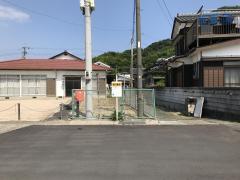 「憩の家前」バス停留所