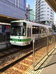町屋駅前駅