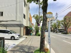 「和泉町」バス停留所