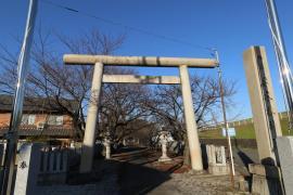 名木林神社