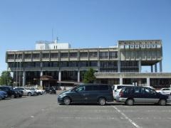 筑西市役所