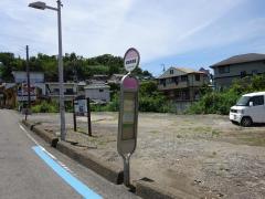 「雑賀崎遊園」バス停留所