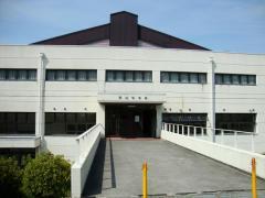 雨山体育館