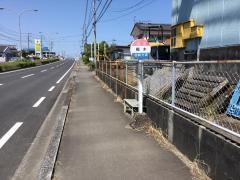 「梶木」バス停留所