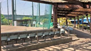 平地公園野球場