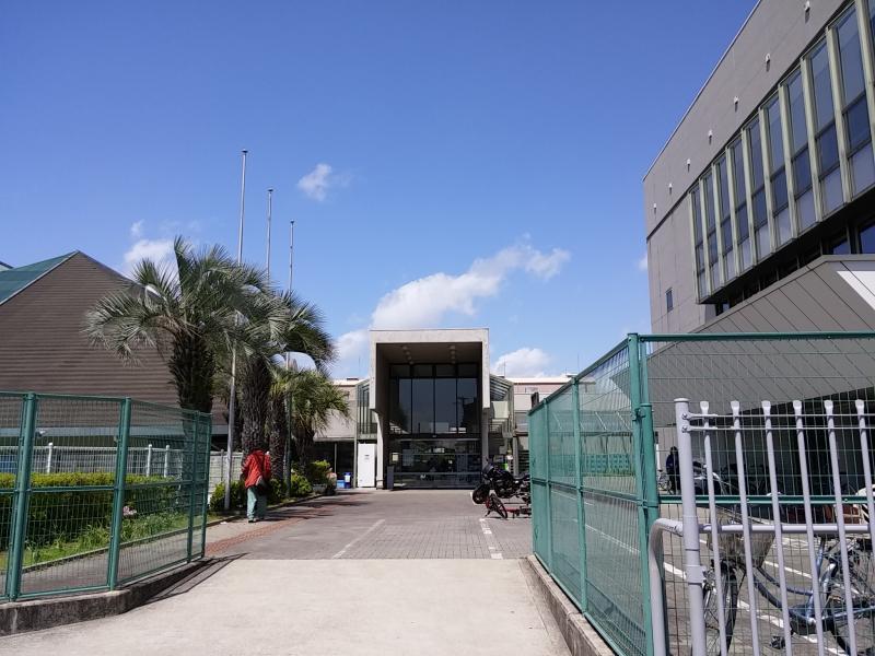 藤井寺市立市民総合体育館