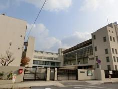 平野北中学校