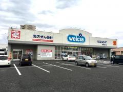 ウエルシア 新潟南笹口店