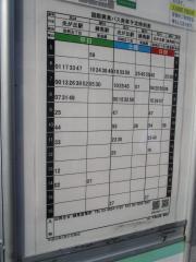 「平和台駅」バス停留所