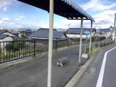「小川橋」バス停留所
