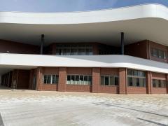 福島体育館(NCVふくしまアリーナ)