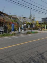 「植田西」バス停留所