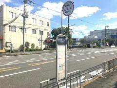 「電通大寝屋川キャンパス」バス停留所