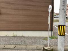 「富士見通」バス停留所
