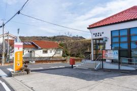 馬路琴ケ浜郵便局