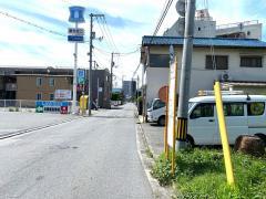 「新庄橋」バス停留所