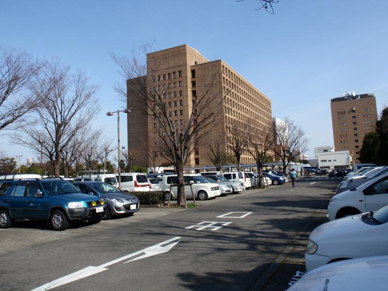 徳島県庁 施設外観写真