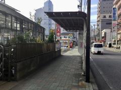 「柏一丁目」バス停留所