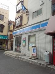 ローソン 鶯谷駅南店
