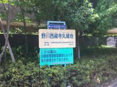野川西蔵寺丸緑地