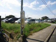 「竜ケ崎自動車教習所前」バス停留所