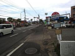 「安定所入口(日南市)」バス停留所