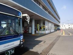 「西都バスセンター」バス停留所
